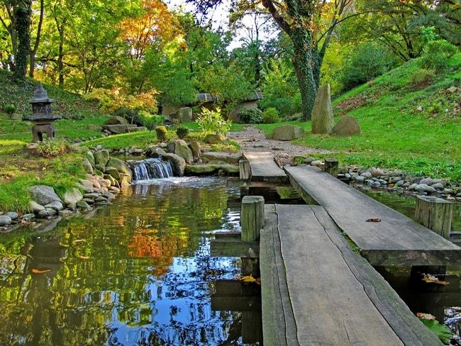 Botanicka basta Jevremovac u Beogradu, spomenik prirode