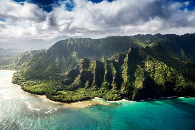 "Kauai, Hawaii | <a href=""https://unsplash.com/photos/prSogOoFmkw"" target=""_blank"" rel=""noopener"">© Braden Jarvis/Unsplash</a>"