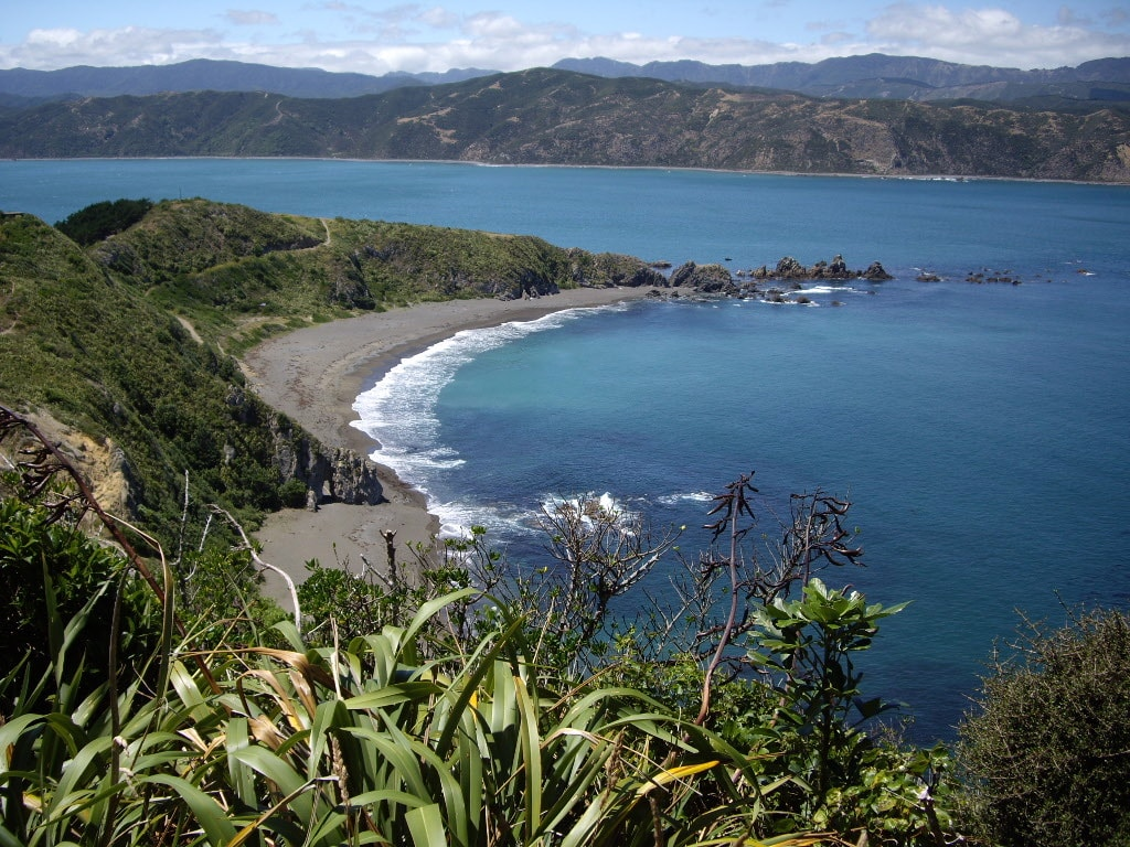Breaker Bay, Wellington