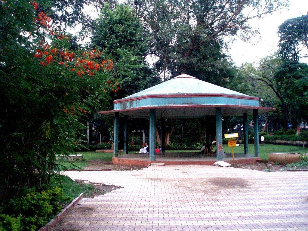 Bund Garden, Pune