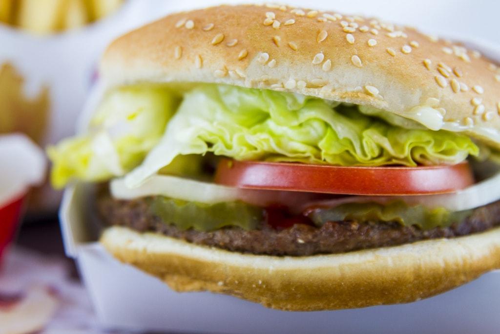 Burger King Burger