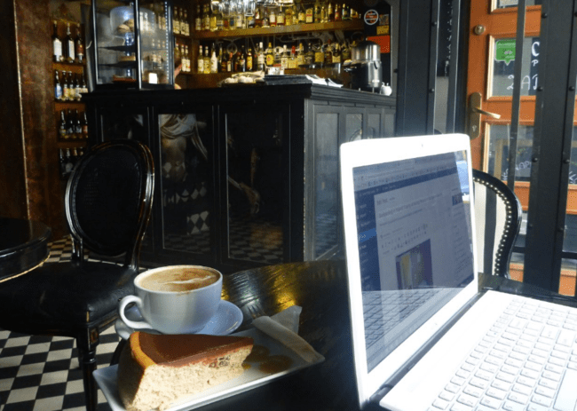 Cafe Factocum3