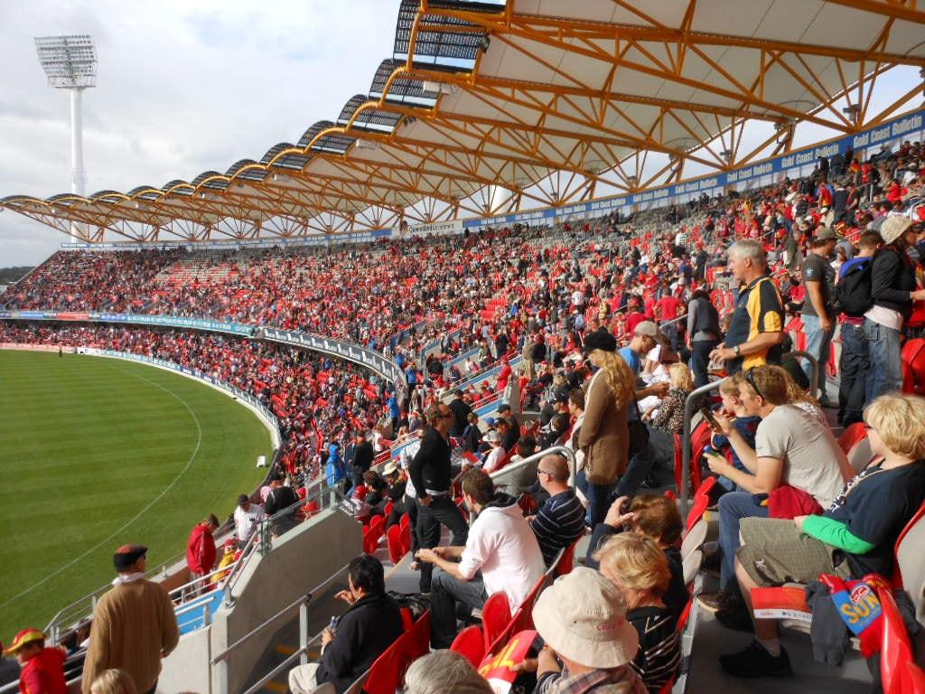 Carrara Stadium   © Michael Coghlan/Flickr