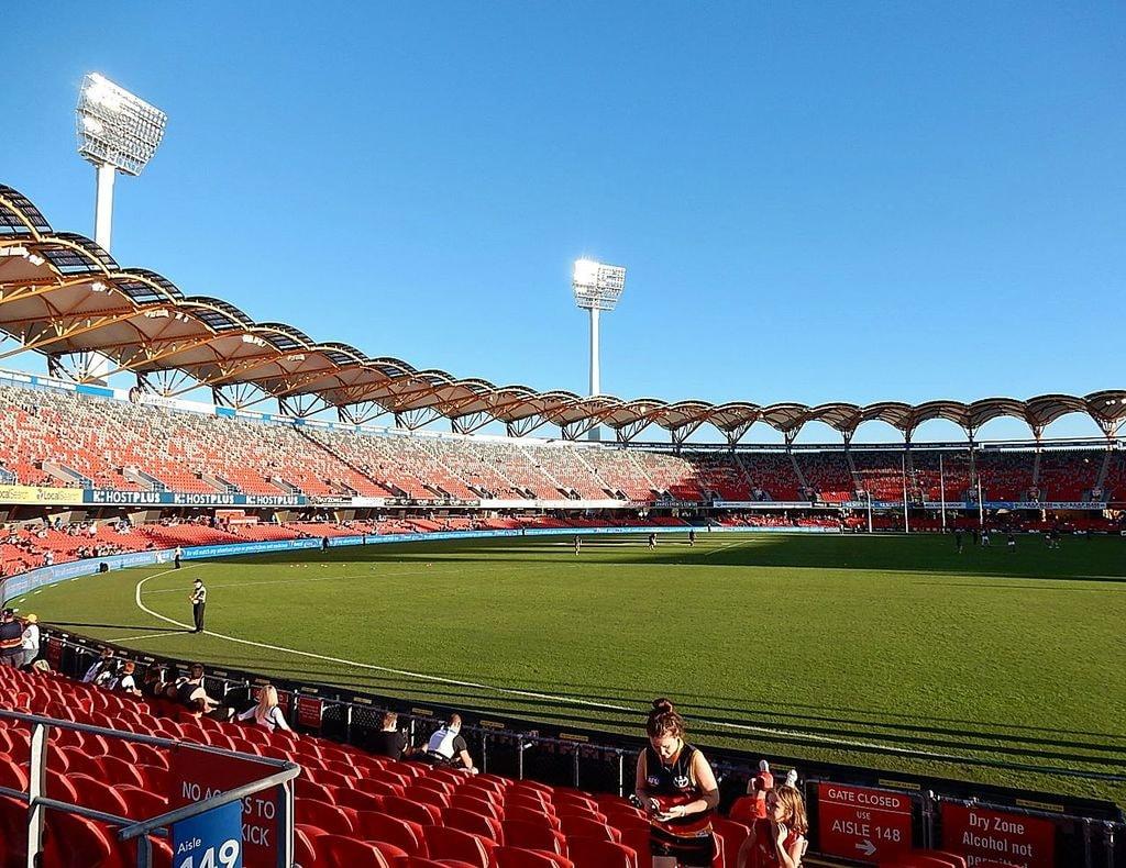 Carrara Stadium | © Michael Coghlan/Wikimedia Commons