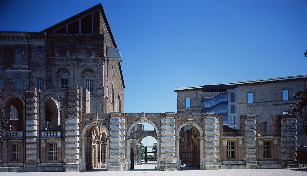 Castello di Rivoli Museo d'Arte Contemporanea, external view | Courtesy Castello di Rivoli Photo: Paolo Pellion