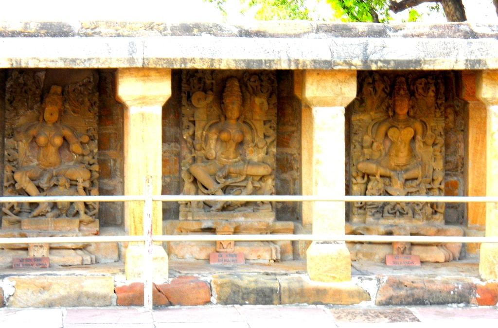 Chausath Yogini Sculptures