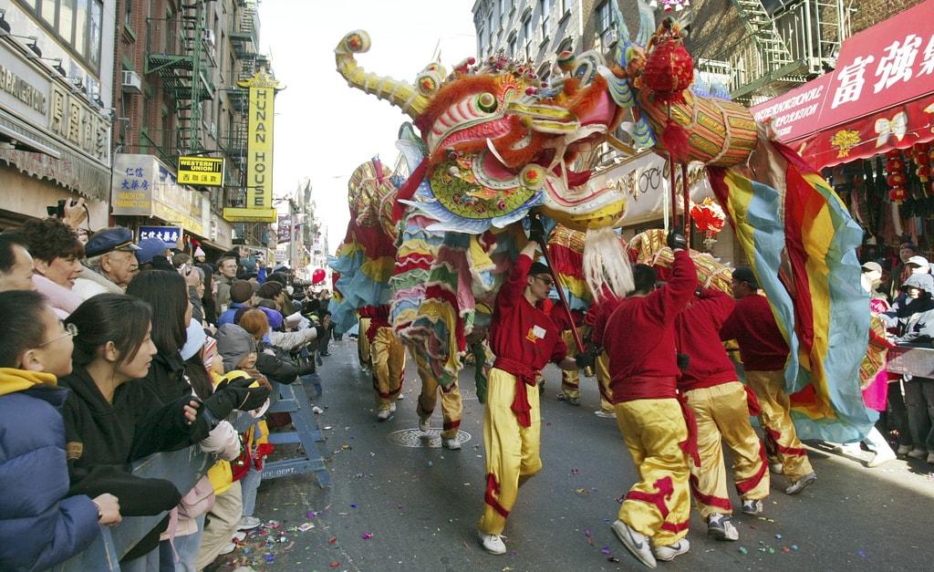 Chinatown, New York City | Patrick Kwan