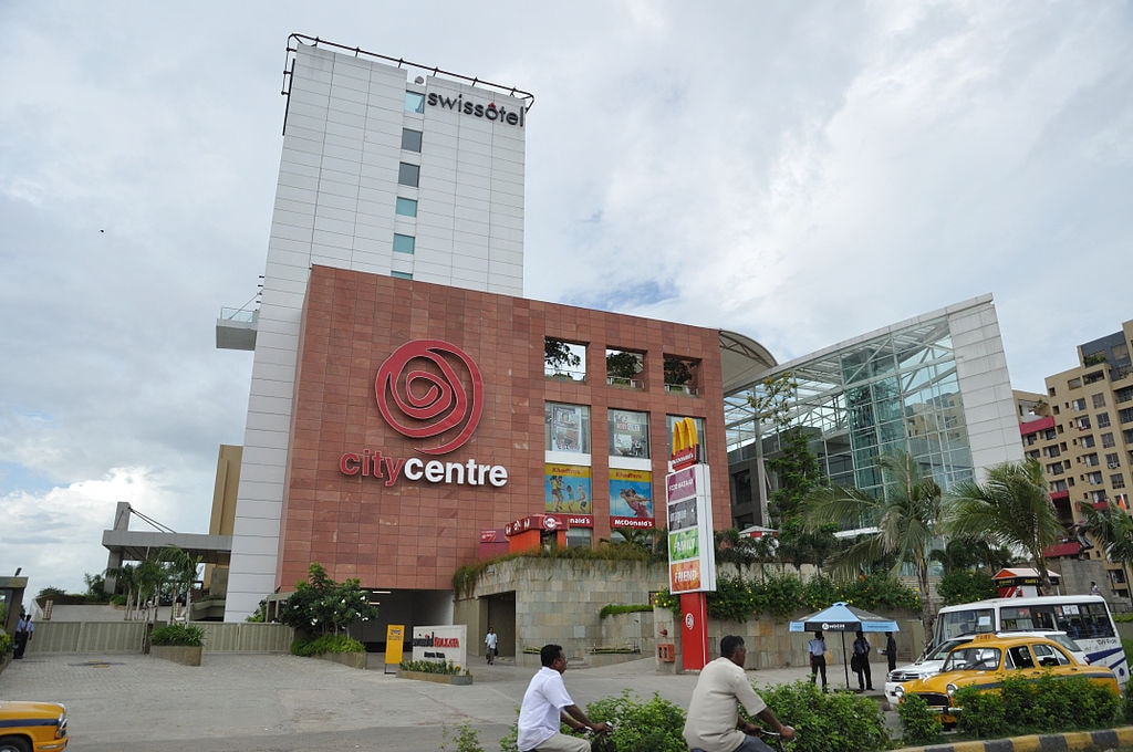 City Centre Biswarup Ganguly WikiCommons