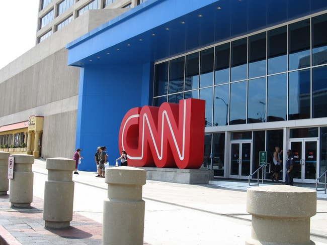 CNN Center:Flickr