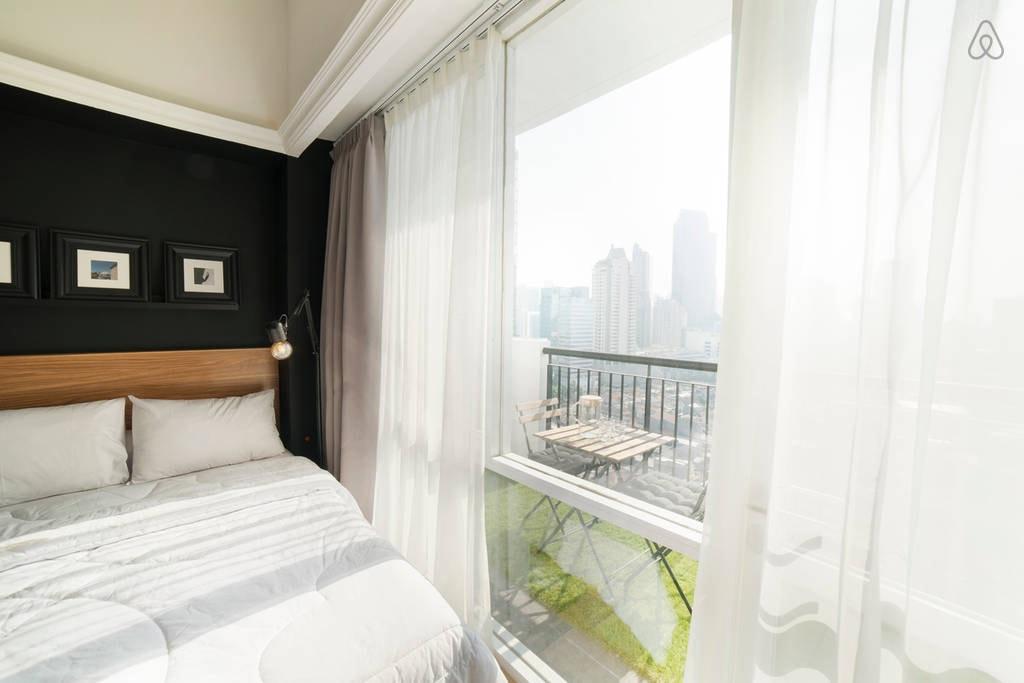 comfy apartment with city view kuningan