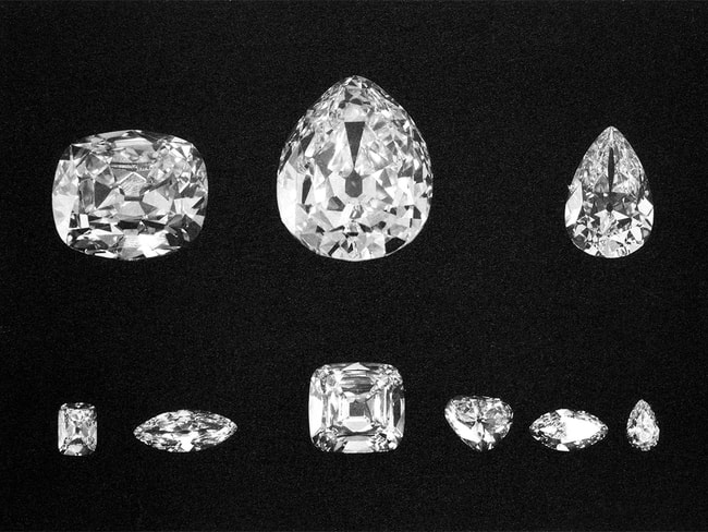 "<a href=""https://commons.wikimedia.org/wiki/File:Cullinan_major_diamonds.jpg"" target=""_blank"" rel=""noopener"">Cullinan Diamonds 