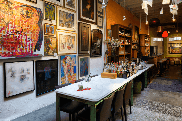 Culture Trip - The Best Bars in Penang Malaysia - China House