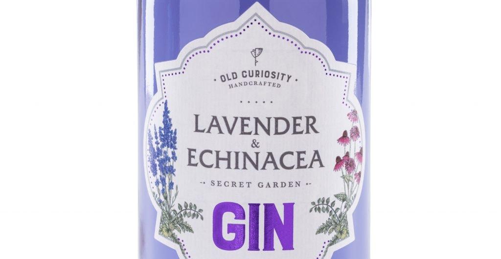 Lavender & Echinacea Secret Garden Gin