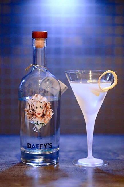 Daffy's Gin, winner of the World's Best Martini Challenge 2017