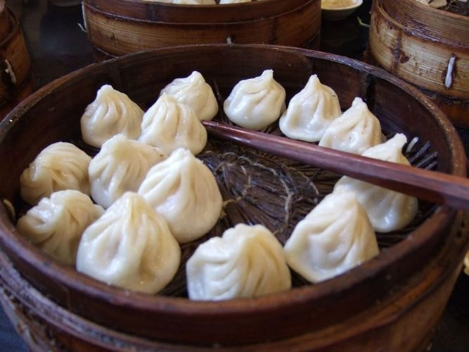 Delicious dumplings | © Eason Lai/WikiCommons