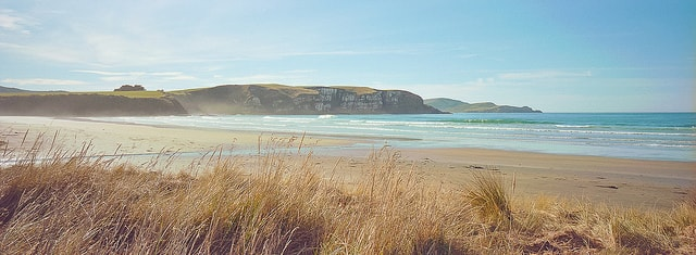 Deserted Surf in the Catlins