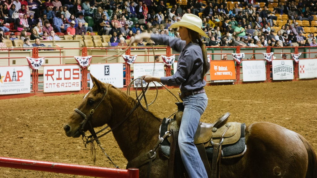 The Fort Worth Stockyards Rodeo