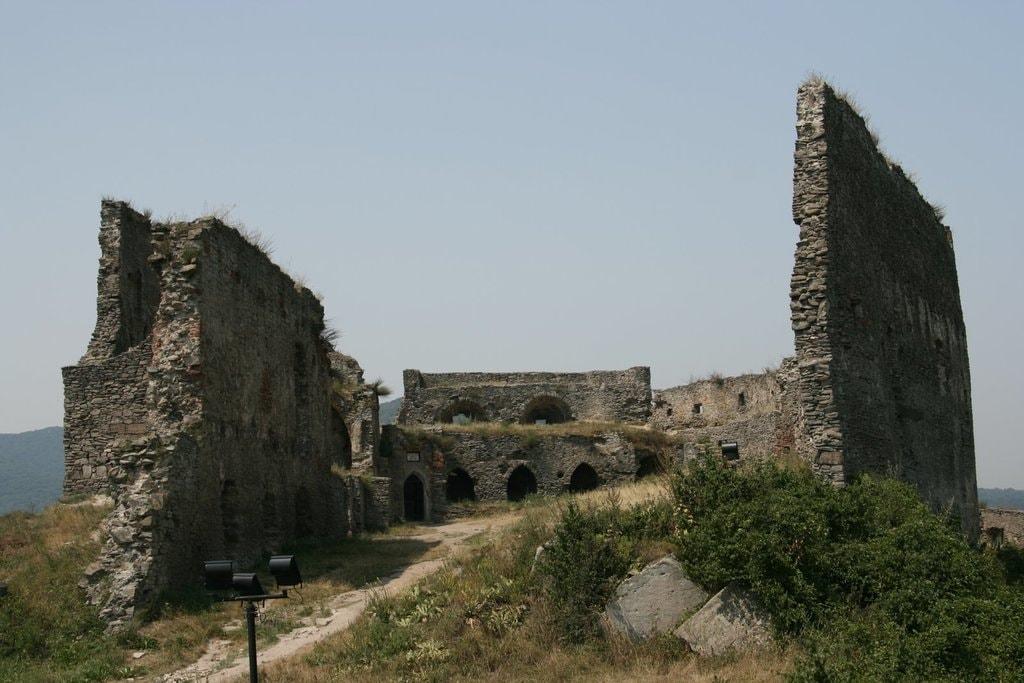 The Deva Citadel Ruins