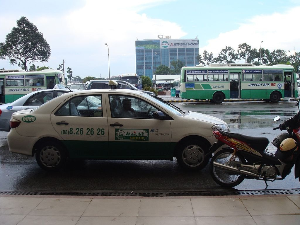 Do take cabs like this