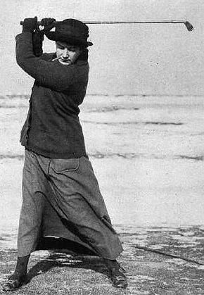 Dorothy Campbell | Public Domain, via WikiCommons