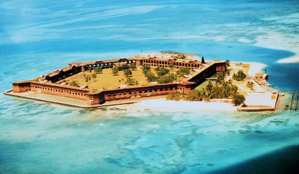 Dry Tortugas, Florida | NOAA Photo Library Flickr