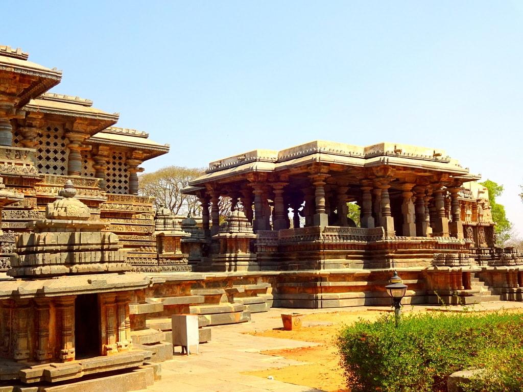 Hoysaleshwara Temple, Halebidu | © Abhinav Alva