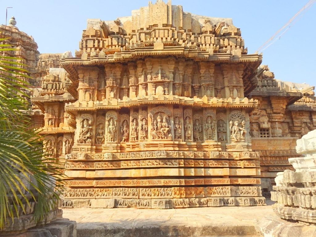 Lakshmi Narasimha Temple, Haranahalli | © Abhin@v
