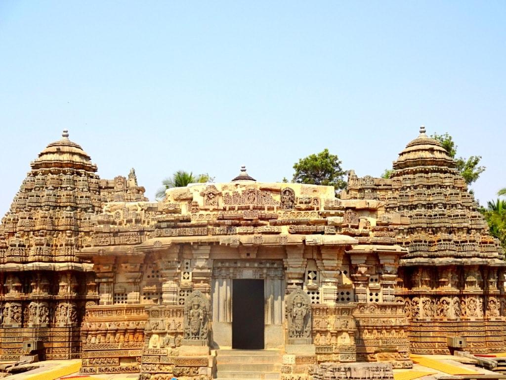 Chennakeshava Temple, Somanathapura | © Abhin@v
