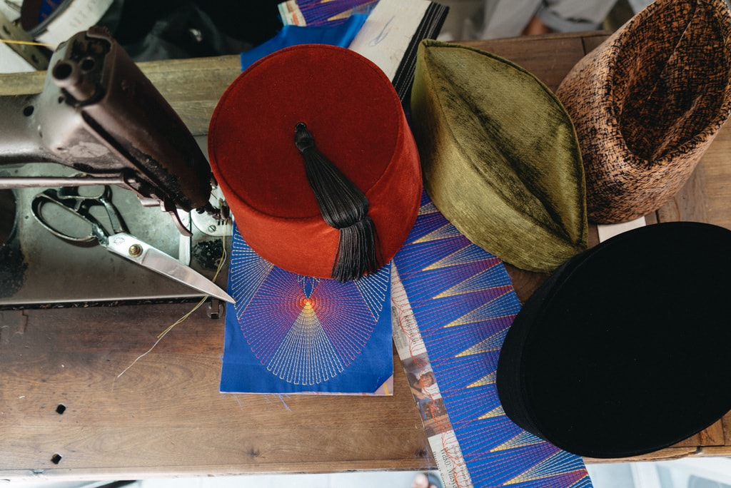 Hats in Georgetown, Penang | Irene Navarro / © Culture Trip