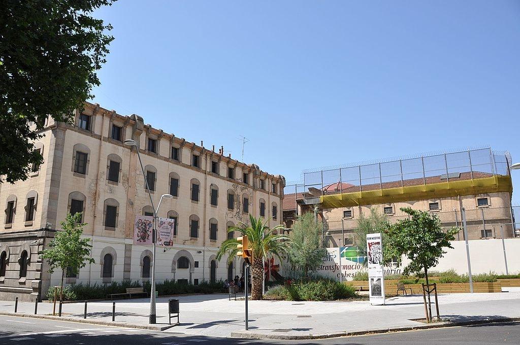 Enderroc_de_la_Model_Carrer_Entença_Mallorca