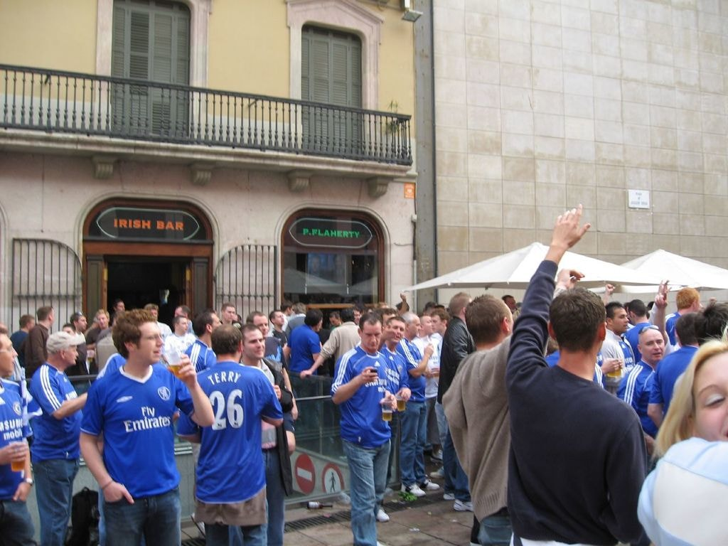 The Best Sports Bars In Barcelona