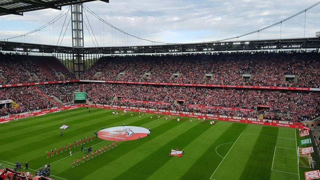 Cologne football stadium