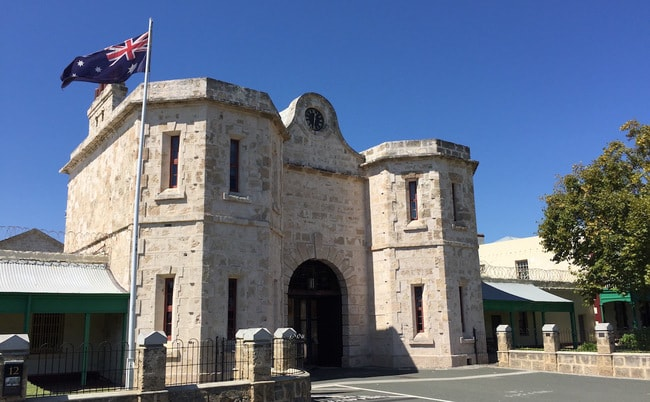 Fremantle Prison | © Courtesy of Tom Smith