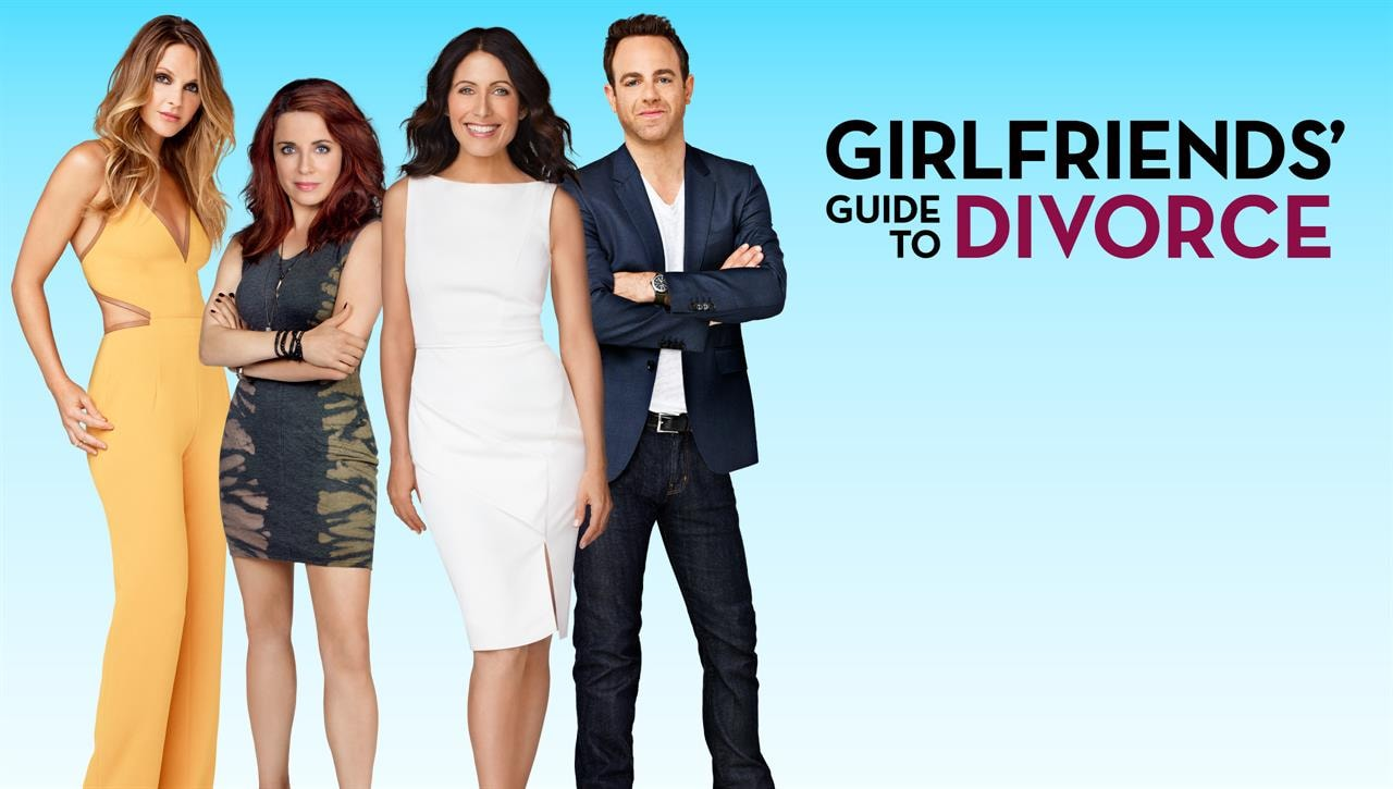 shows like girlfriends guide to divorce on netflix