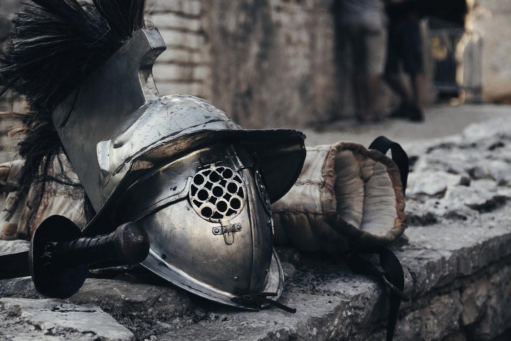 Gladiatorial gear | © ArtCoreStudios/Pixabay