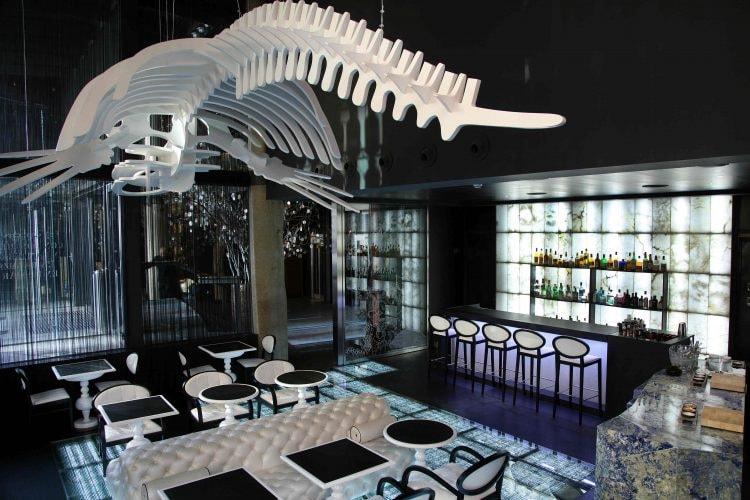 Glass3_Urban Hotel Madrid