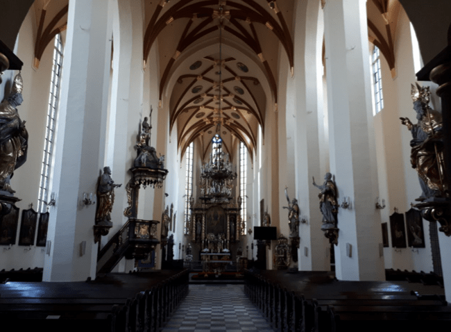 Gliwice Church