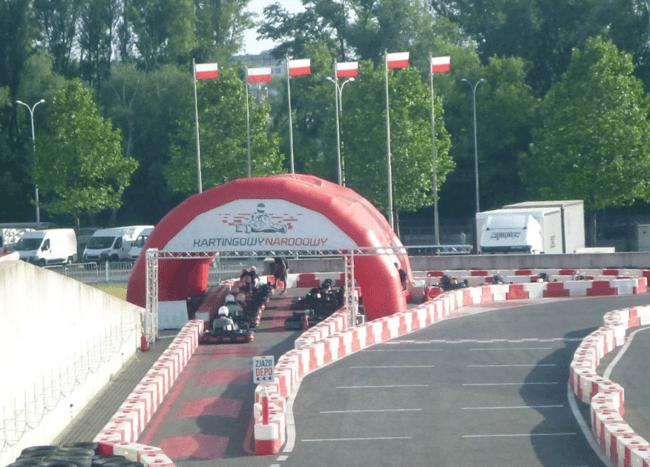 Go Karting Warsaw
