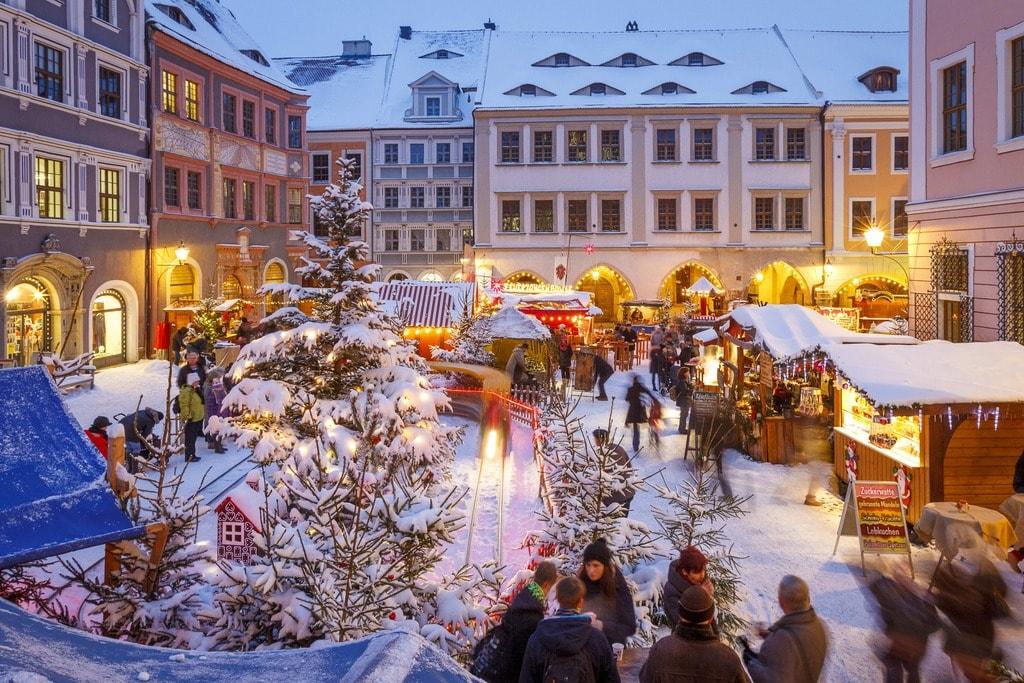 Schlesischer Christkindelmarkt zu Görlitz /// Foto: Nikolai Schmidt