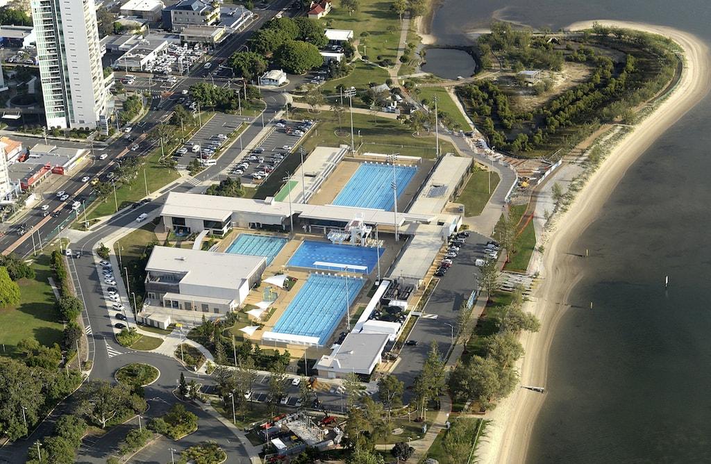Gold Coast Aquatic Centre | © TEQ