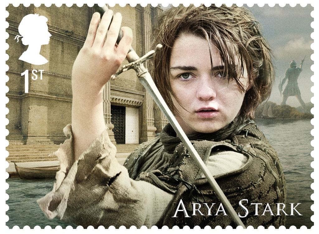 Royal Mail Unveils Game Of Thrones Stamp Collection