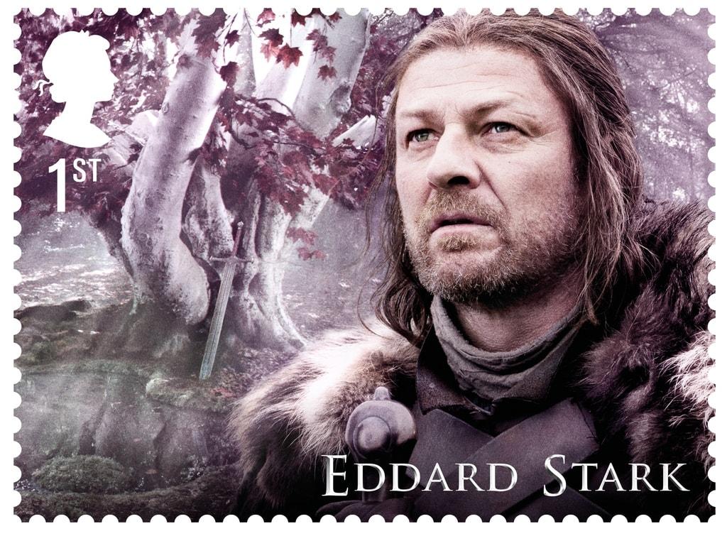 GoT Eddard Stark stampp