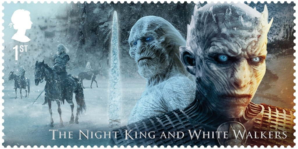 GoT MS The Night King and White Walkers