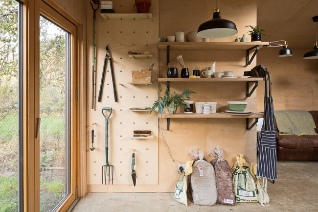 This London Shed Project Shows How To Create Your Own
