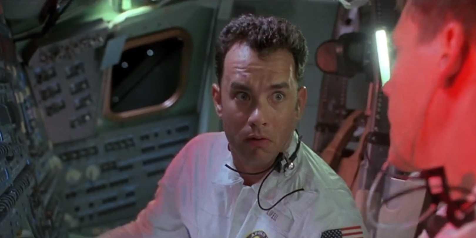 Tom Hanks in <em>Apollo 13</em>   © Universal Pictures