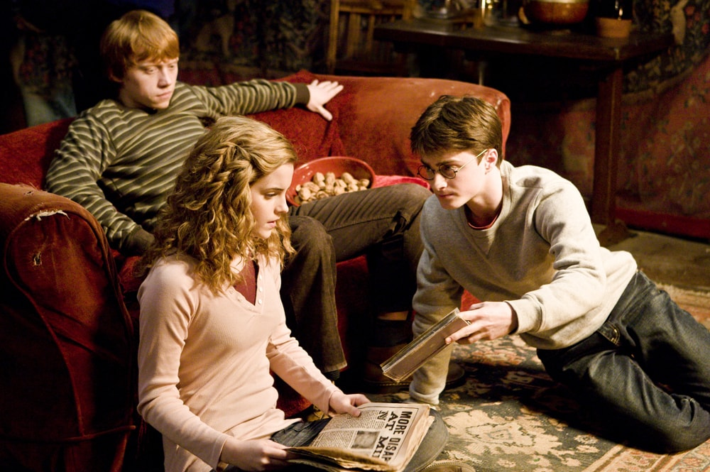 Harry Potter and the Half-Blood Prince | Courtesy of Warner Bros