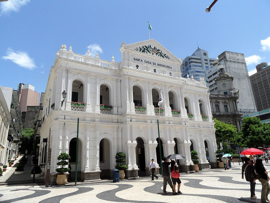 Holy House of Mercy Macau