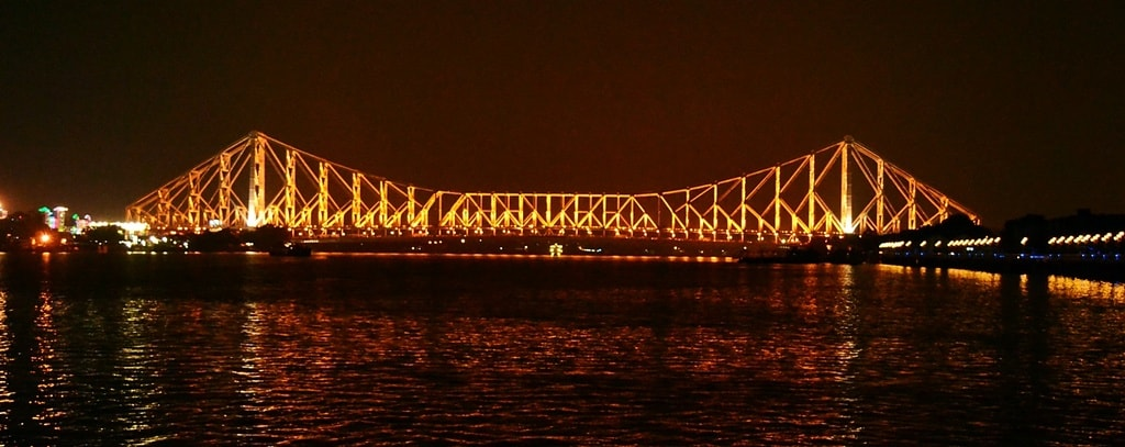 Howrah Bridge Apoorva Karlekar WikiCommons