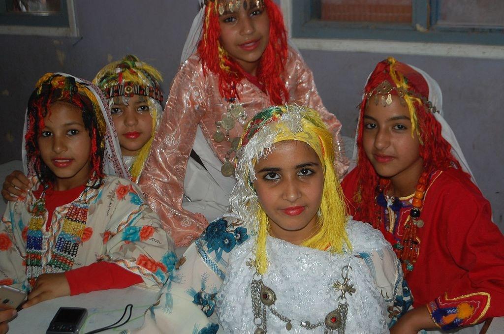 Berbers in Agadir