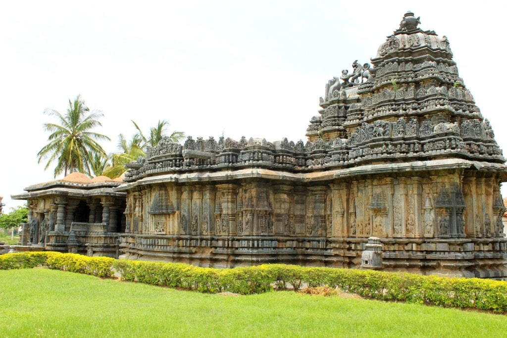 Bucesvara Temple, Koravangala | © Abhin@v